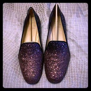 Naturalizer Emiline Ombré Glitter Loafers